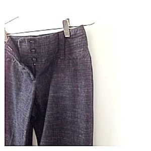 B Wear Byer California Charcoal Black Pant Trouser